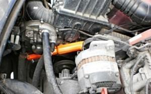 Verringerung des Kraftstoffverbrauchs volkswagen passat gas