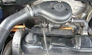 Verringerung des Kraftstoffverbrauchs volkswagen vento