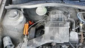 Verringerung des Kraftstoffverbrauchs volkswagen golf
