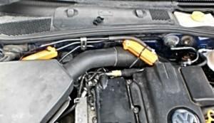 Verringerung des Kraftstoffverbrauchs volkswagen multivan
