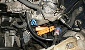 Verringerung des Kraftstoffverbrauchs volvo 940 2,3