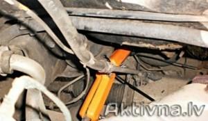 Verringerung des Kraftstoffverbrauchs volvo 940