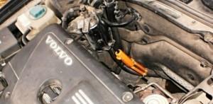 Verringerung des Kraftstoffverbrauchs volvo s40