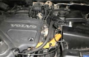 Verringerung des Kraftstoffverbrauchs volvo s70