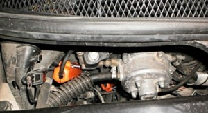 Verringerung des Kraftstoffverbrauchs volvo v70 gas
