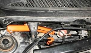 Verringerung des Kraftstoffverbrauchs volvo xc90 gas