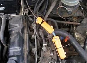 Reduzieren den Kraftstoffverbrauch audi 80 1,9