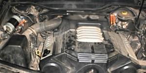 Reduzieren den Kraftstoffverbrauch audi 90