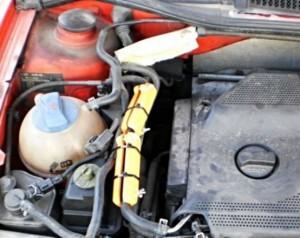 Reduzieren den Kraftstoffverbrauch audi a3 1,6