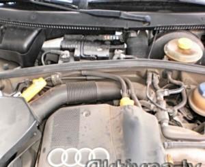 Reduzieren den Kraftstoffverbrauch audi a4 2,4
