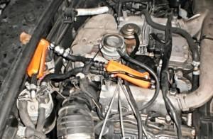 Reduzieren den Kraftstoffverbrauch audi a6 1,8