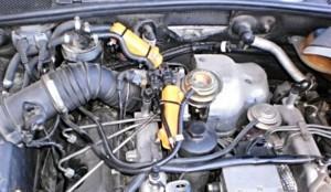 Reduzieren den Kraftstoffverbrauch audi a6 2,5