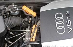 Reduzieren den Kraftstoffverbrauch audi a6 2,7