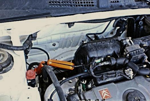 CITROEN. Reduzieren des Kraftstoffverbrauchs von Citroen