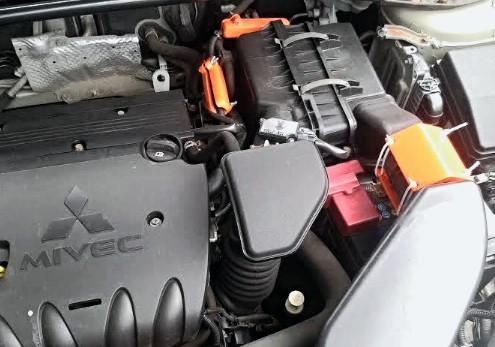 MITSUBISHI. Reduzieren des Kraftstoffverbrauchs von Mitsubishi