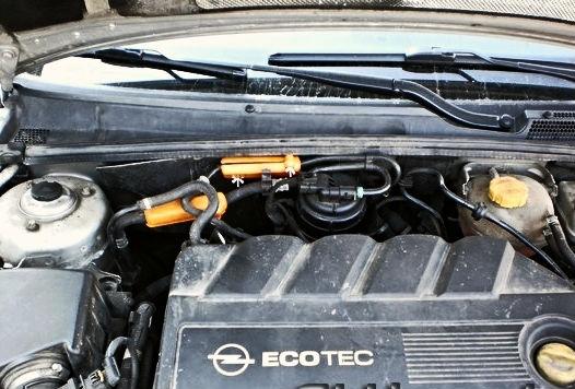 OPEL. Reduzieren des Kraftstoffverbrauchs von Opel