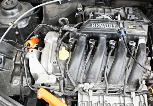 RENAULT. Reduzieren des Kraftstoffverbrauchs von Renault