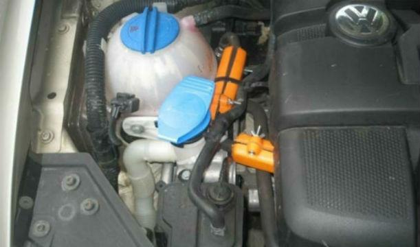 VOLKSWAGEN. Reduzieren des Kraftstoffverbrauchs von Volkswagen