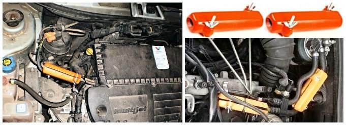 FIAT. Reduzieren des Kraftstoffverbrauchs von Fiat