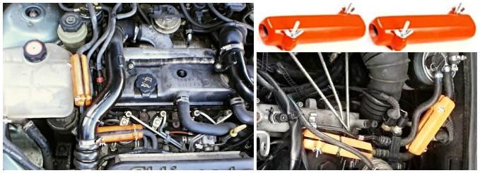 FORD. Reduzieren des Kraftstoffverbrauchs von Ford