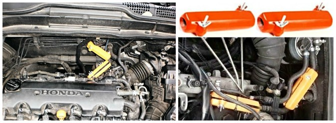 HONDA. Reduzieren des Kraftstoffverbrauchs von Honda