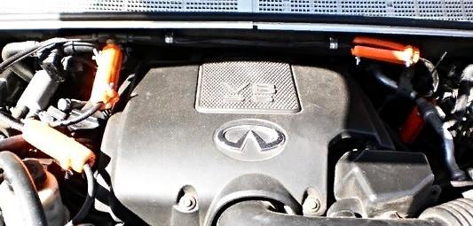 INFINITI. Reduzieren des Kraftstoffverbrauchs von Infiniti